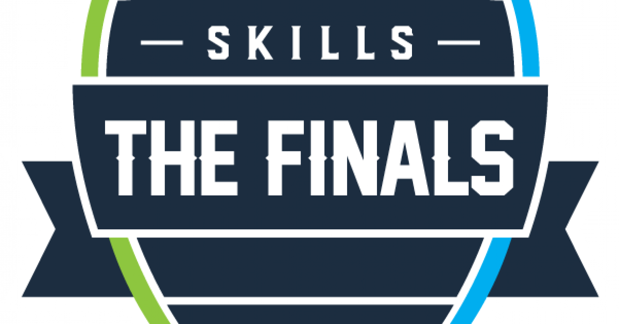 Logo Skills The Finals