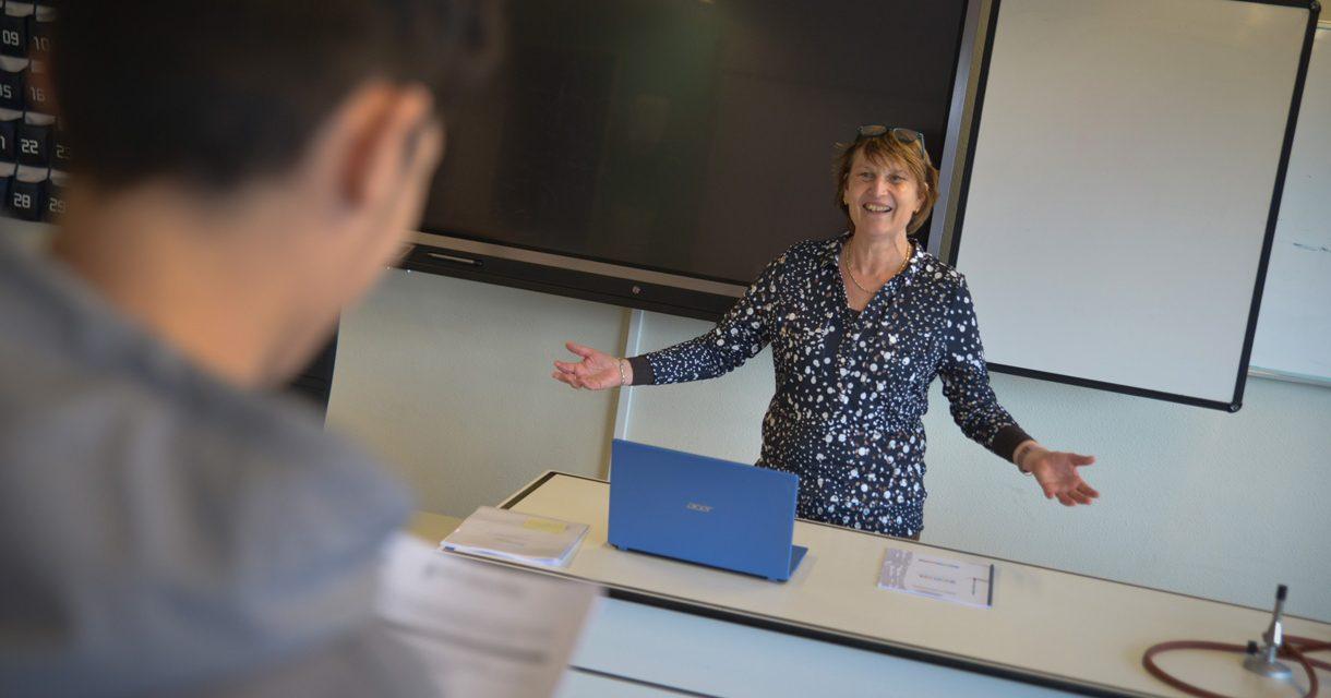 Lentiz Schoolleider SCOOL Vera Vis