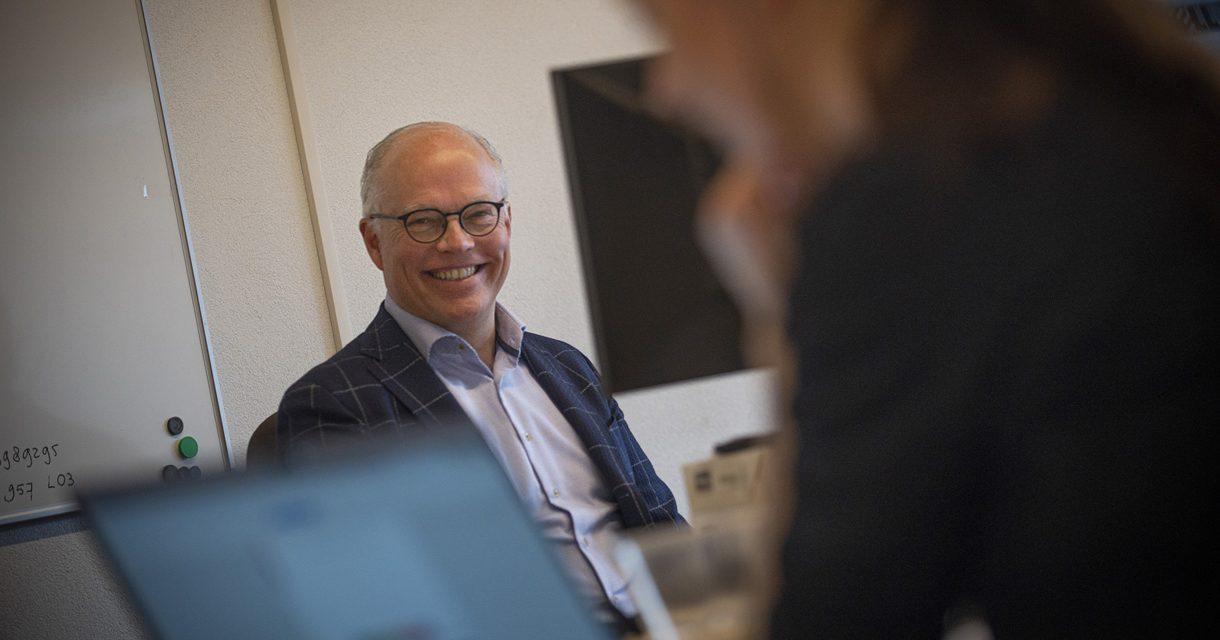 HR-Manager Berend van Daal