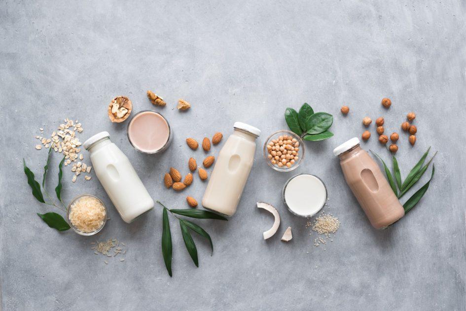 producten om ijs te maken - Vegan ijs