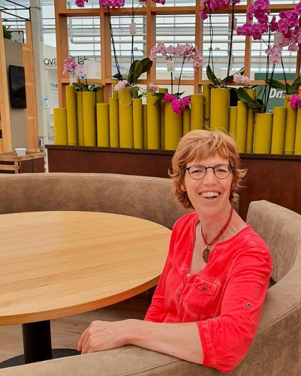 Karen de Koning - kennismaken met de tuinbouw