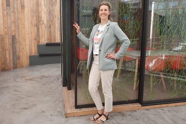 Claudia van Tol accountmanager glastuinbouw