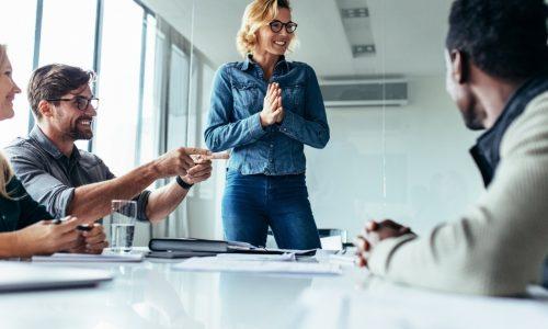 Effectief Communiceren en Leidinggeven