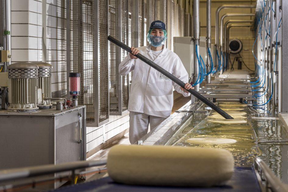 Student Food in kaasfabriek
