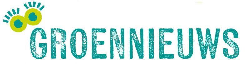logo nieuwsbrief groennieuws