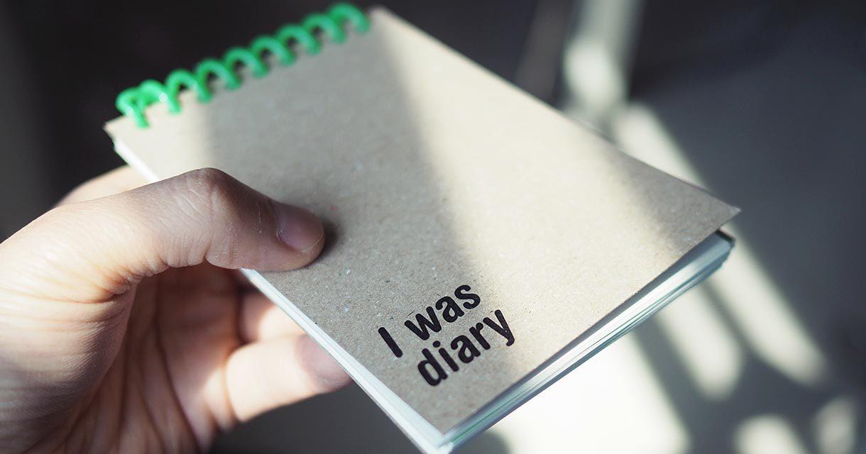 dagboek ik was
