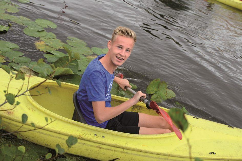 Kayakken