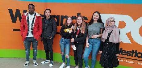 Leerlingen op bezoek bij MBO westland